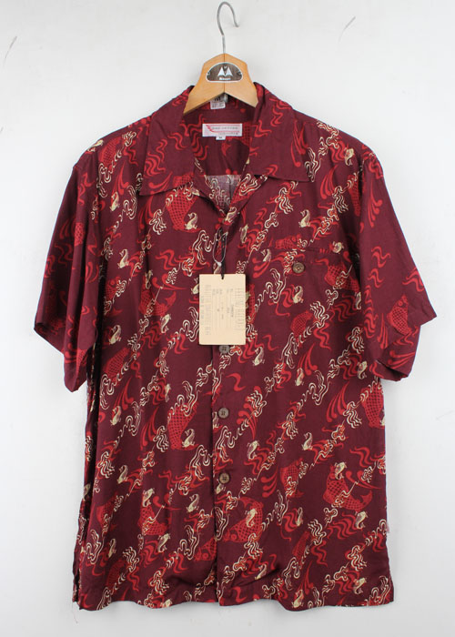 RED LETTER hawaiian shirts