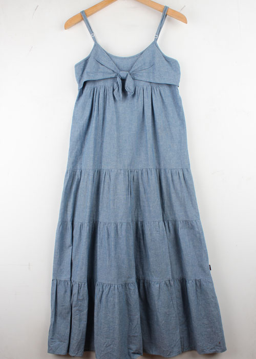 tommy girl chambray one-piece