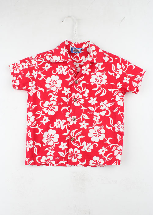 USA SUNWEAR hawaiian shirts(kids)