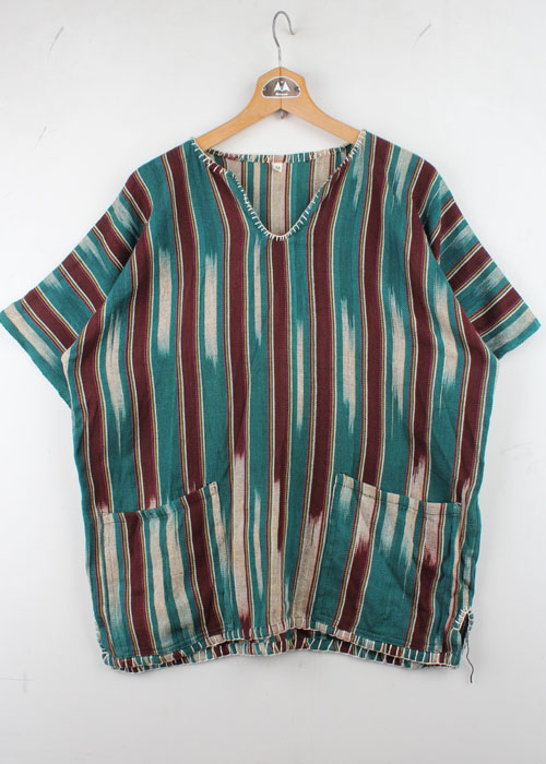 over size ethnic top