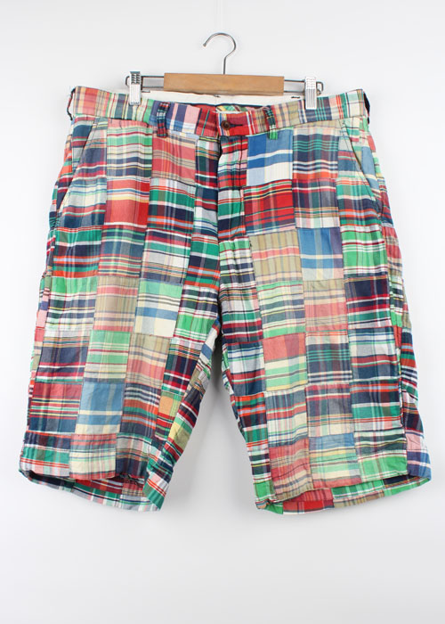 Polo by Ralph Lauren patch work shorts(34)