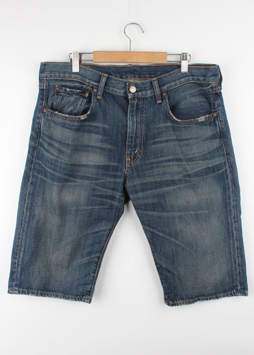 Levi's denim shorts(34)