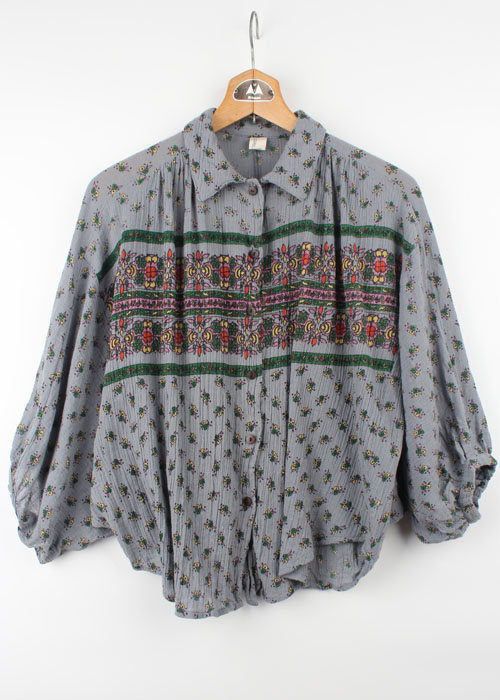 TITICACA over blouse