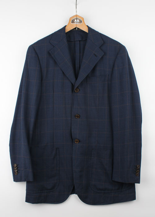 MODEST COVERN fabric by Loro Piana blazer