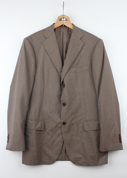 Green label relaxing blazer