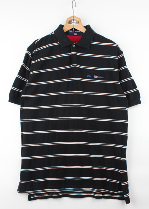 POLO SPORT collar t-shirts