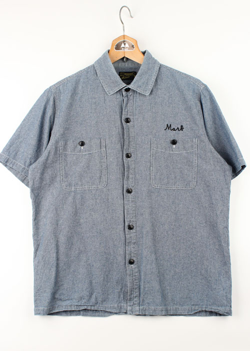 WASHABLE GARMENTS embroid shirts