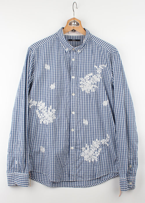 Cathy Jane embroid shirts