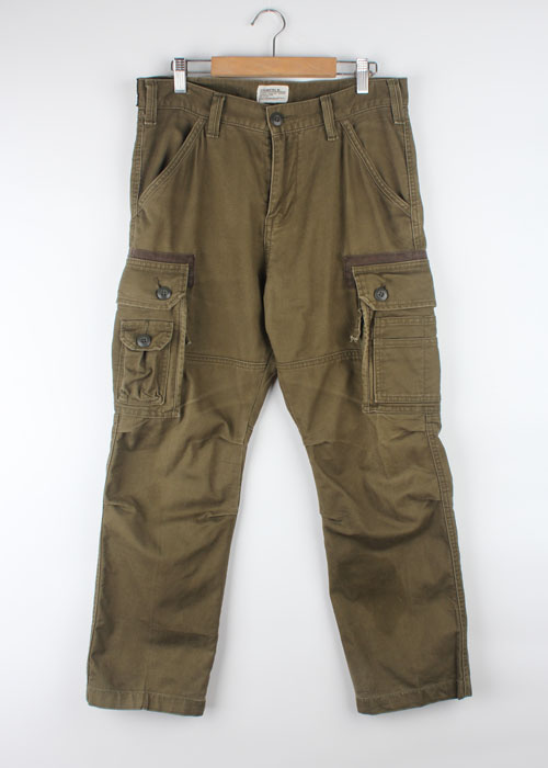 ALPHA INDUSTRIES cargo pants(~30)