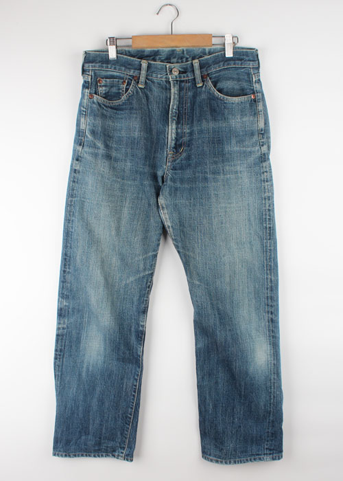 DOMINGO selvedge jeans(31)