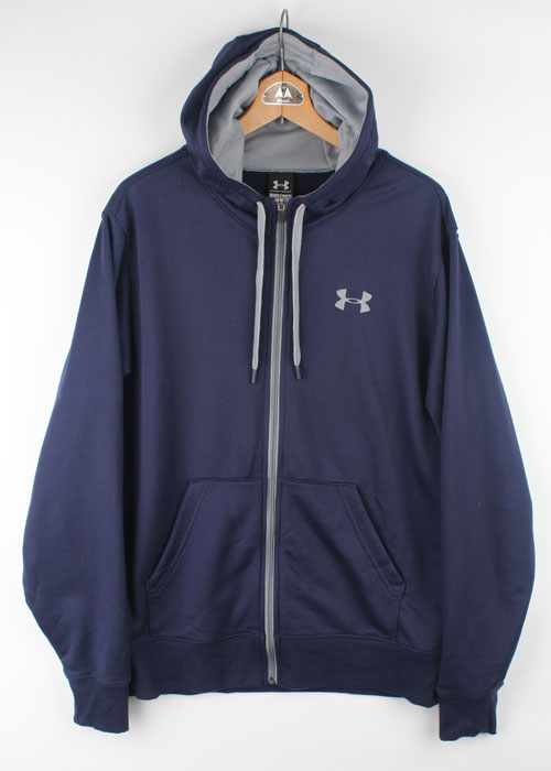 UNDER ARMOUR zip-up hoodie