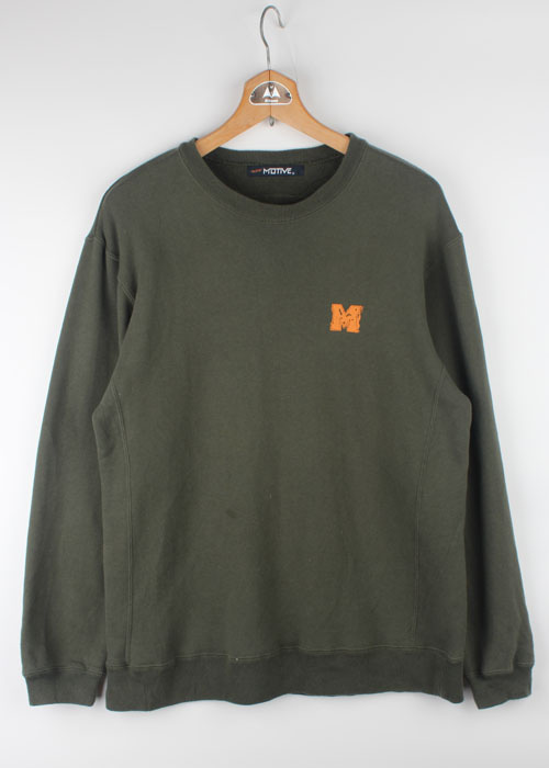MOTIVE sweat shirts