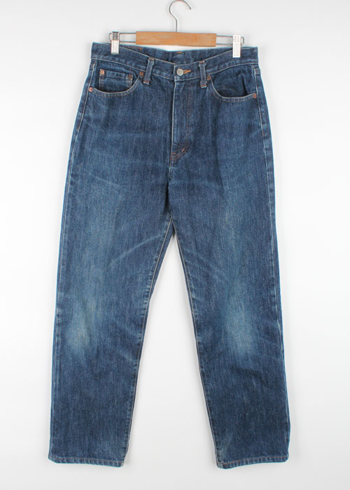 UNITED ARROWS washed denim pants(30)