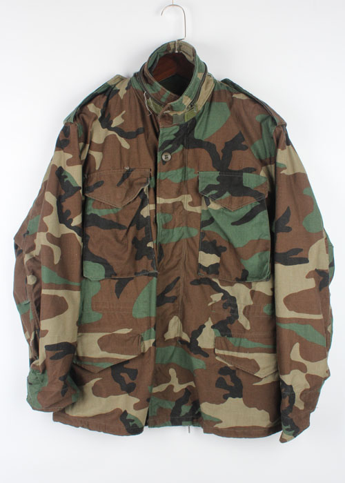 CENTRE MANUFACTURING m-65 field jacket