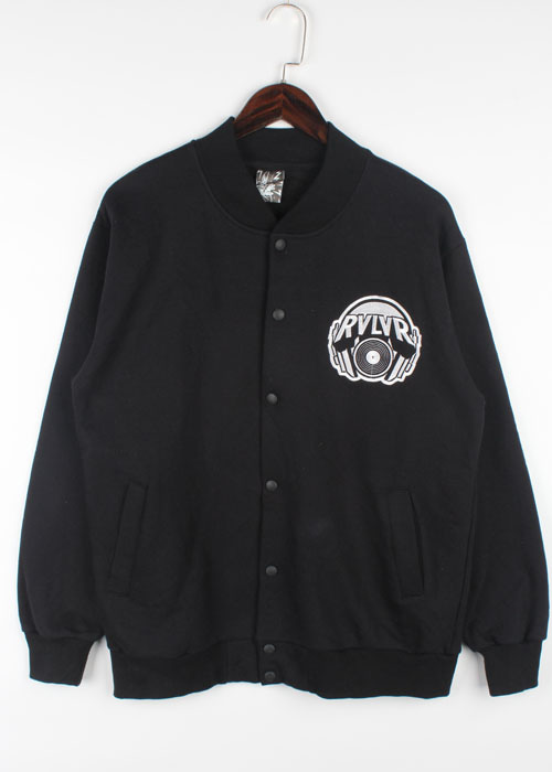 REVOLVER cotton coach jacket