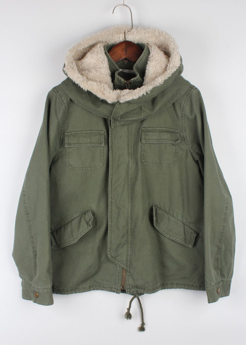 Samansa Mos2 military motive jacket
