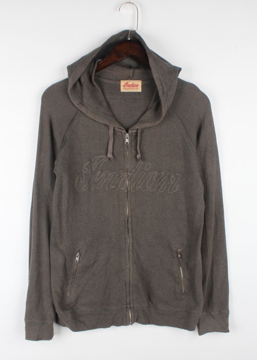 Indian Motorcycle zip-up hoodie