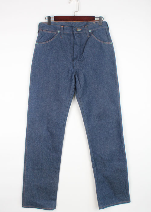 1980'S Wrangler 13MWZ pre washed denim (31x32)