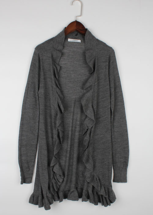 NARACAMICIE wool knit cardigan