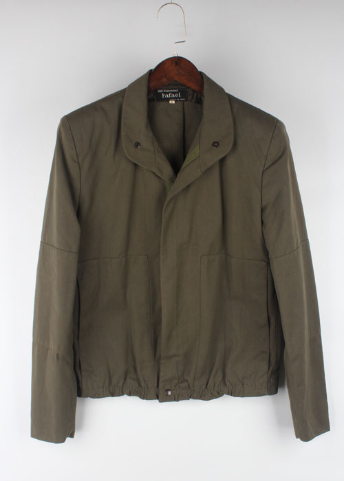 Bill Kaiserman military motive jacket