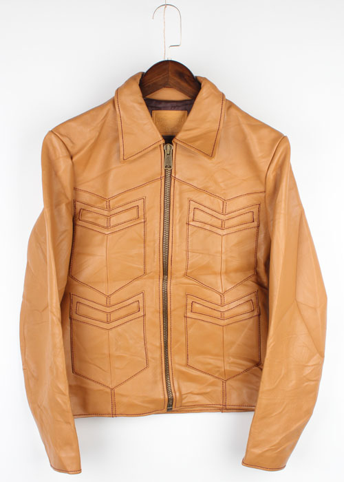 BONDS&PEACE leather jacket
