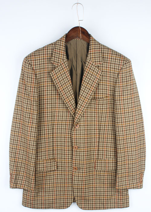 Henry Cotton's wool jacket