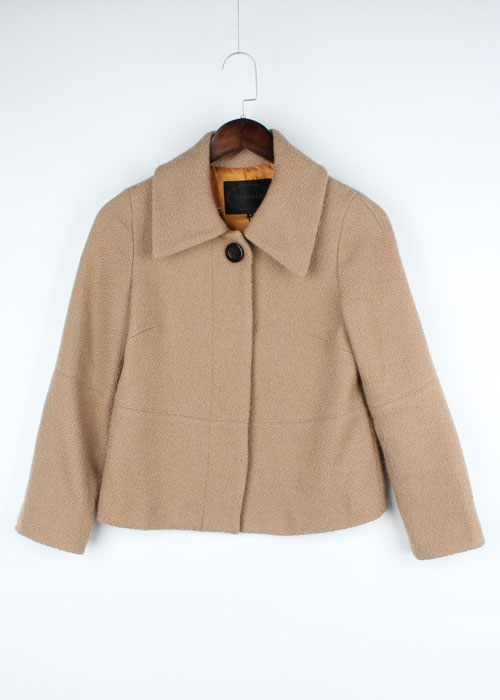 UNTITLED wool jacket