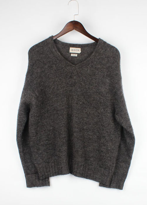 MACNASTAIR wool&mohair sweater