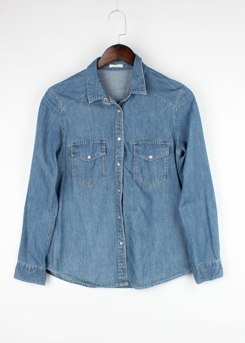 western denim shirts