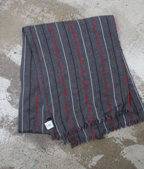 theory wool scarf
