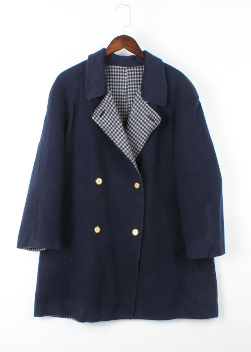 over size wool coat