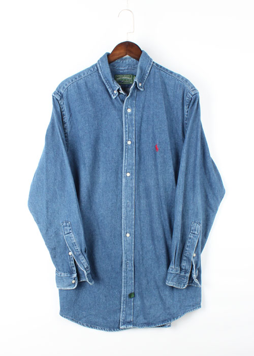 POLO COUNTRY denim shirts
