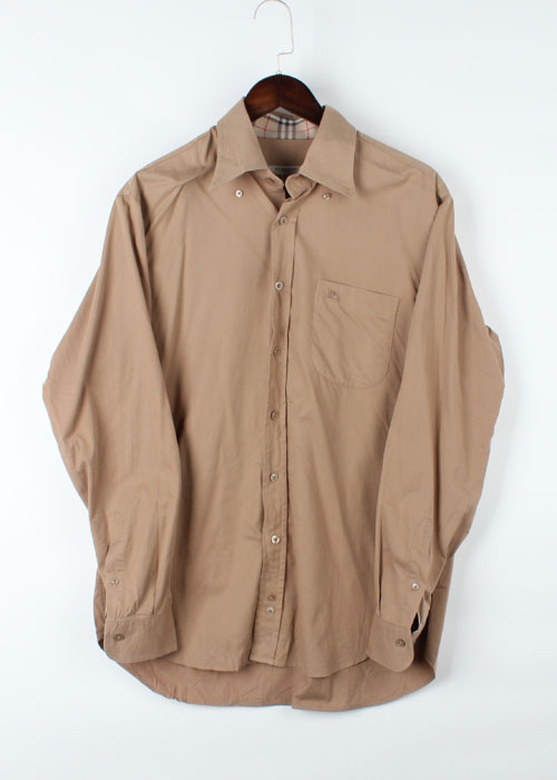 BURBERRY cotton shirts