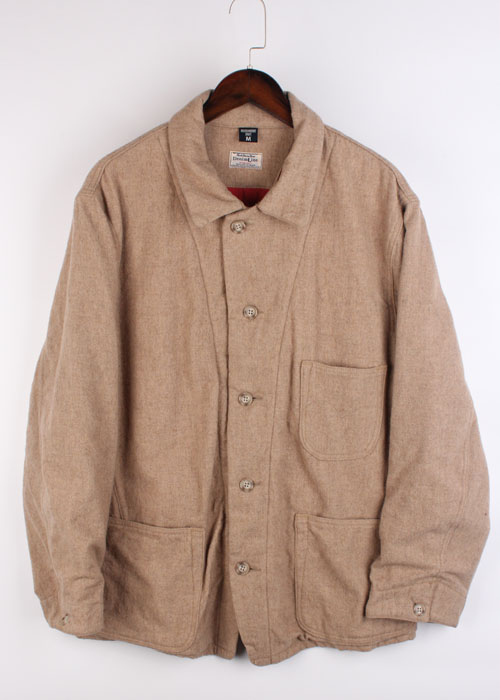 NORTH MARINE DRIVE by 45rpm wool jacket