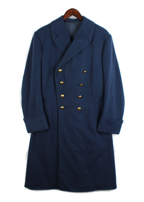 1969's FRANCE MILITARY wool coat
