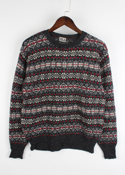 HENRY COTTON'S wool knit