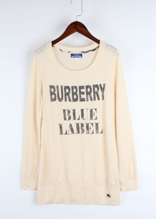 BURBERRY BLUE LABEL  wool knit