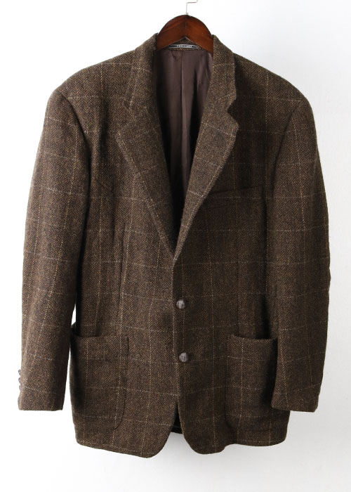 TRUSSARDI tweed wool