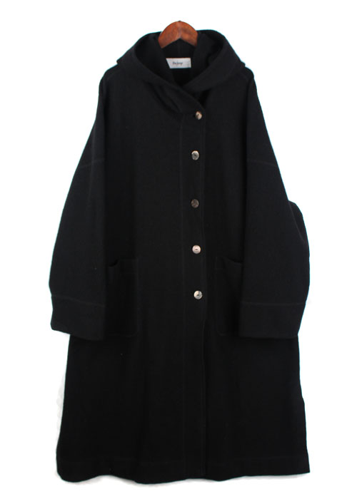 the jump over size wool coat