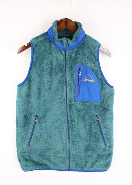 c.mountaineering fleece vest