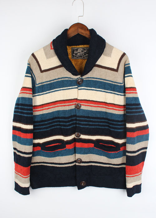 KRIFF MAYER fleece cardigan