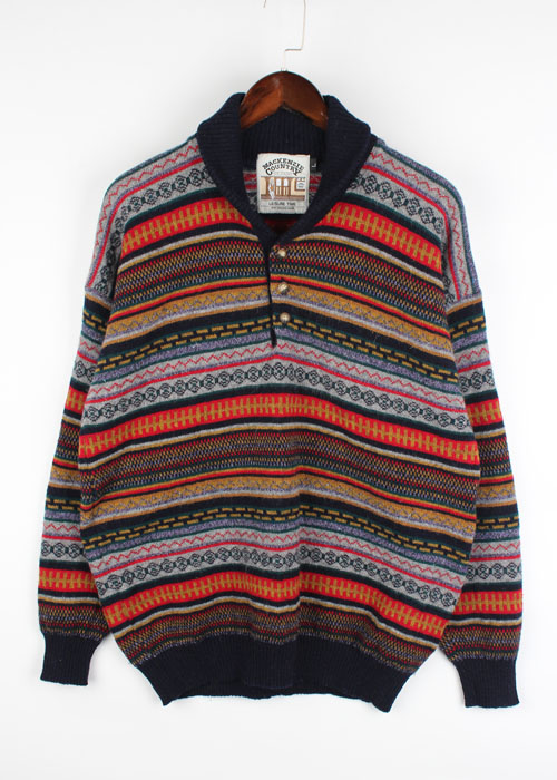 MACKENZIE COUNTRY wool knit