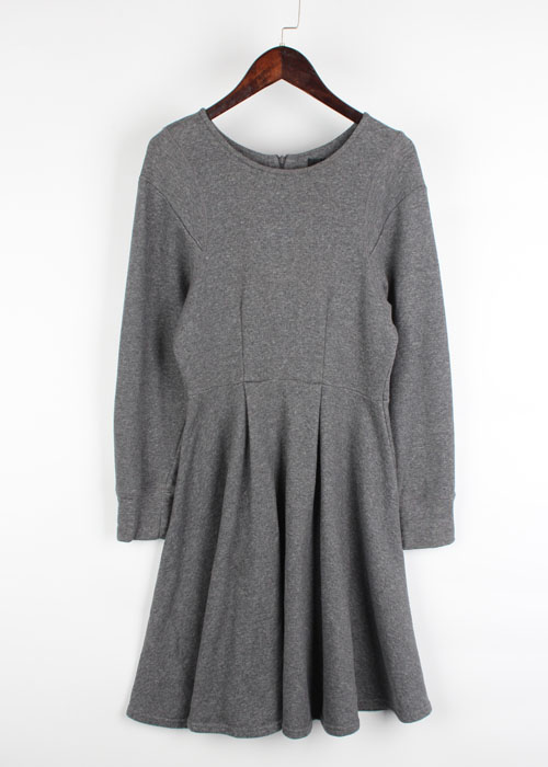 1% by SHUHEI OGAWA cotton sweat one-piece