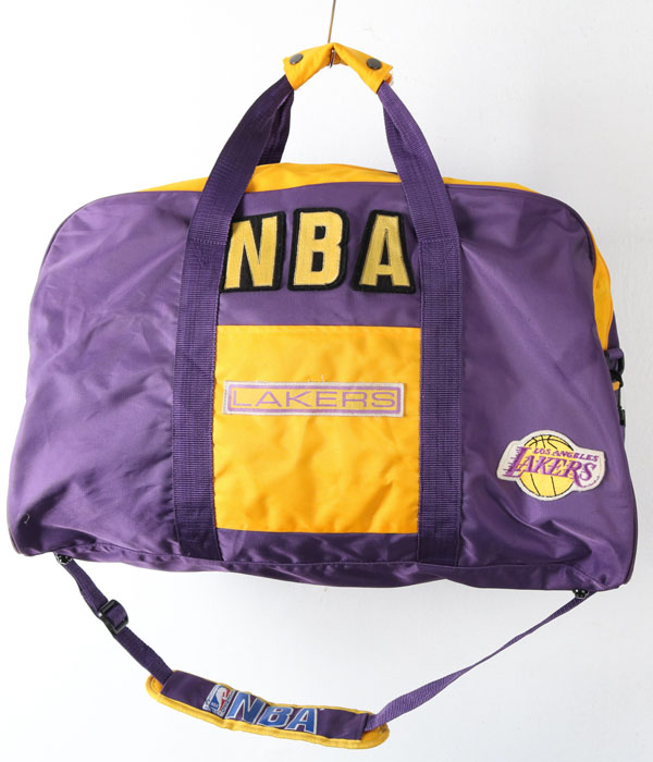 90's L.A LAKERS big bag
