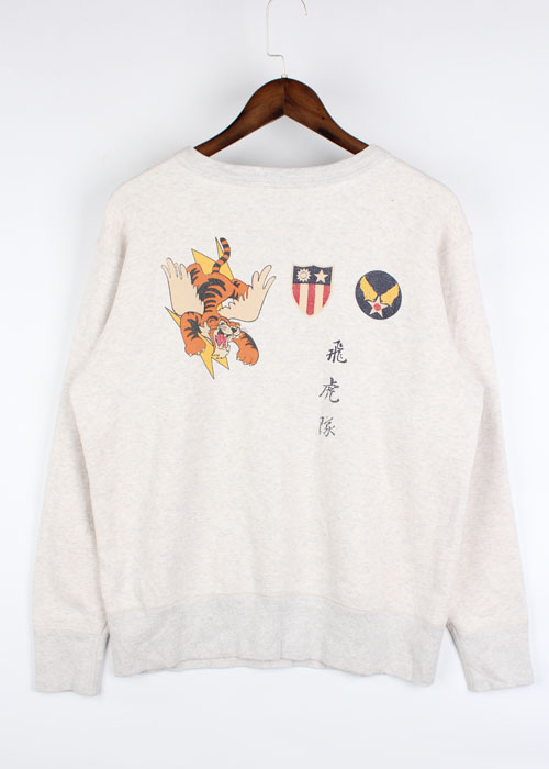 BUZZ RICKSON sweat shirts