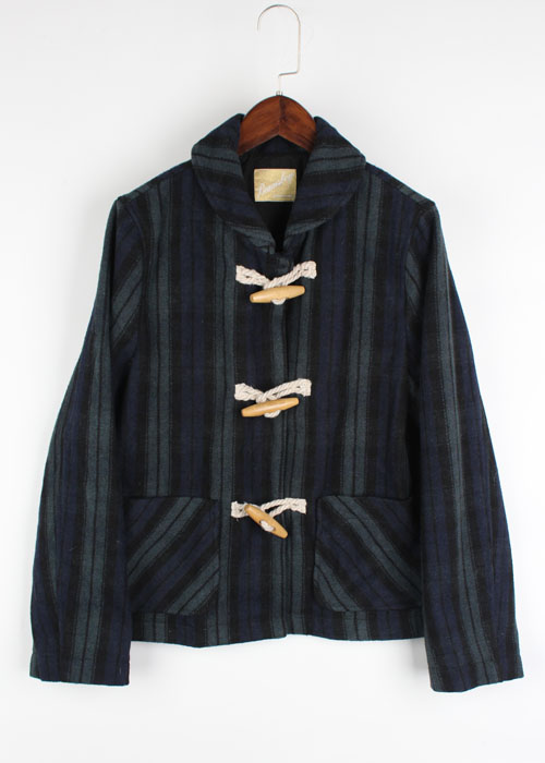 BEAMS BOY duffle jacket