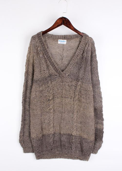kanatex alpaca knit