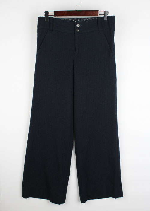 MARC JACOBS herringbone wool pants