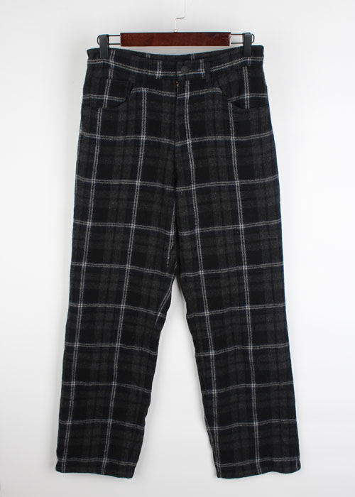 DEPT wool pants(28)