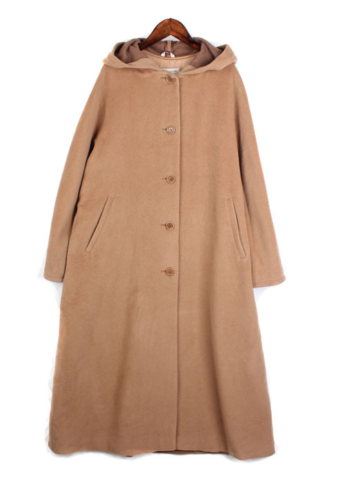 PRISMALEI wool&cashmere long coat